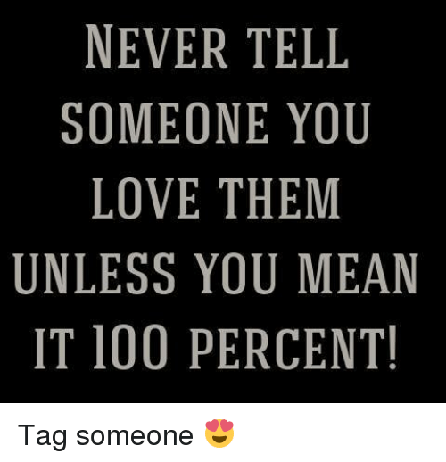 how to tell them you love them