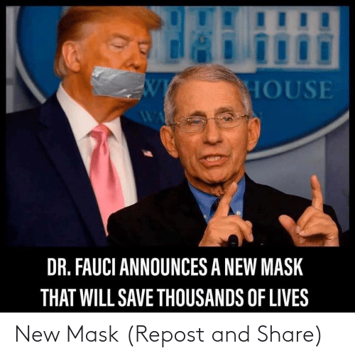 repost: New Mask (Repost and Share)