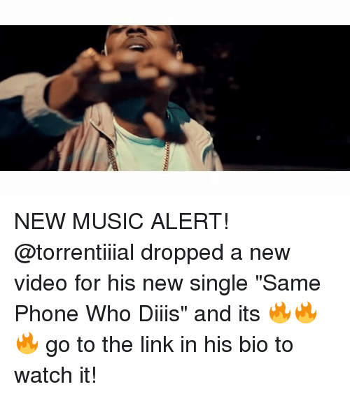NEW MUSIC ALERT! Dropped a New Video for His New Single ...