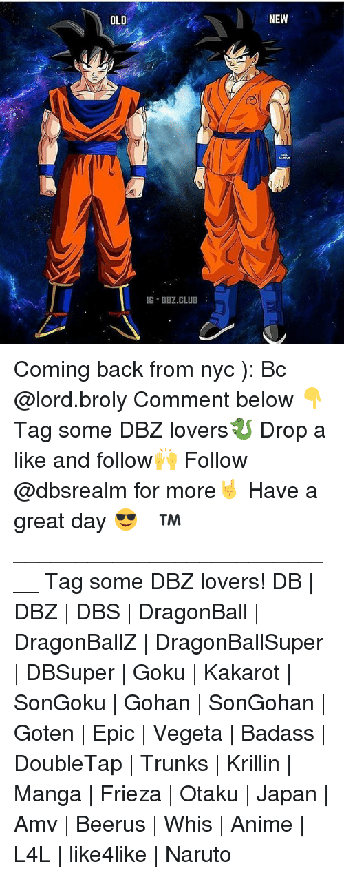 Frieza: NEW  OLD  IG DBZ.CLUB Coming back from nyc ): Bc @lord.broly Comment below 👇 Tag some DBZ lovers🐉 Drop a like and follow🙌 Follow @dbsrealm for more🤘 Have a great day 😎 ドラゴンボール™ ♡ ___________________________ Tag some DBZ lovers! DB   DBZ   DBS   DragonBall   DragonBallZ   DragonBallSuper   DBSuper   Goku   Kakarot   SonGoku   Gohan   SonGohan   Goten   Epic   Vegeta   Badass   DoubleTap   Trunks   Krillin   Manga   Frieza   Otaku   Japan   Amv   Beerus   Whis   Anime   L4L   like4like   Naruto