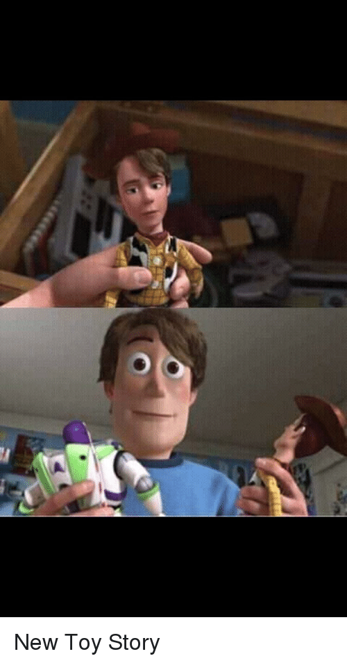 new toy: New Toy Story
