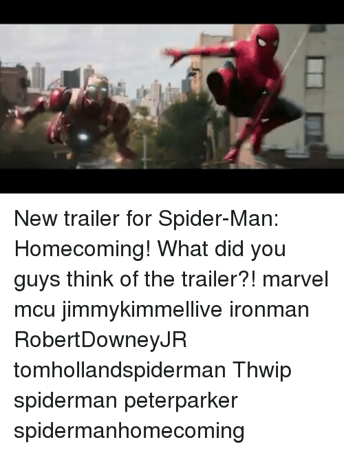 new trailer for spider man homecoming what did you guys think 8538819 🔥 25 best memes about memes memes, meme generator,Spiderman Cancer Meme Generator