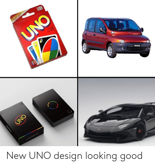 Uno: New UNO design looking good