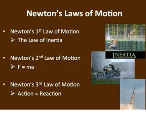 newton s 3rd law of motion