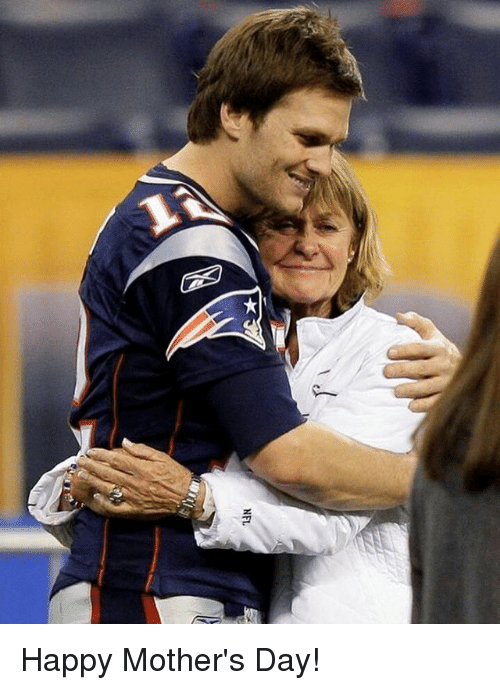Memes, Mother's Day, and Nfl: NFL Happy Mother's Day!