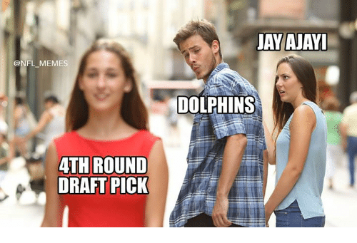 Memes, Nfl, and Dolphins: @NFL MEMES  DOLPHINS  DRAFT PICK