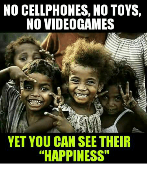 No No Toys : No cellphones toys videogames yet you can see their