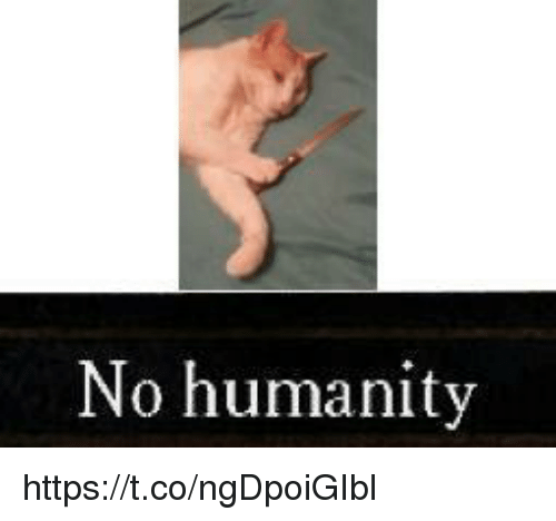 No Humanity: No humanity https://t.co/ngDpoiGIbl
