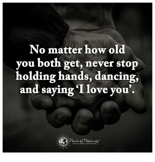 I Love You Quotes: 25+ Best Memes About Dancing And Old