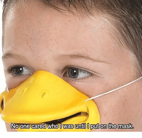 The Mask, Dank Memes, and Mask: No one cared who was untill l put on the mask