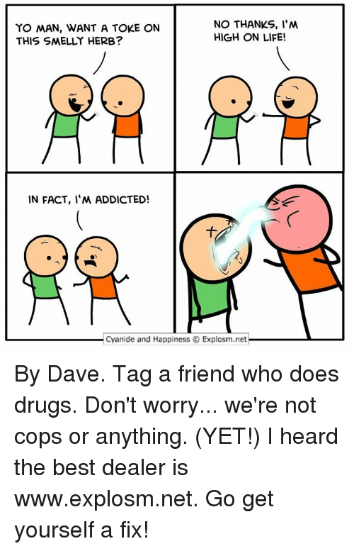 tag a friend who