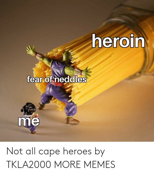 Heroes: Not all cape heroes by TKLA2000 MORE MEMES