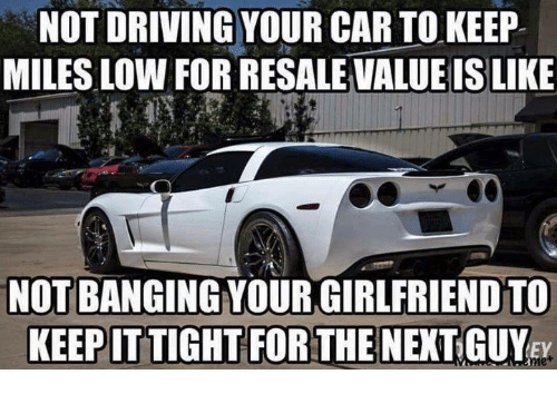 25 Best Memes About Not Driving Your Car