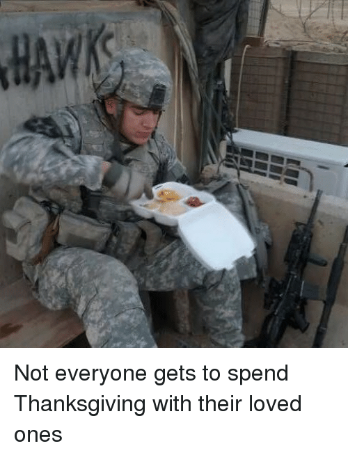 Memes, Thanksgiving, and 🤖: Not everyone gets to spend Thanksgiving with their loved ones