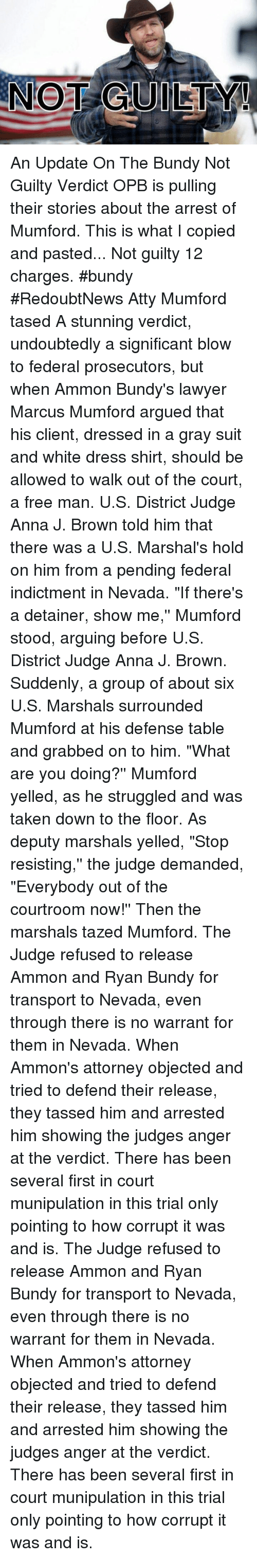a description of a verdict of not guilty Get an answer for 'in to kill a mockingbird, what is the verdict of the trial but when the verdict comes back as guilty  description of the verdict in.