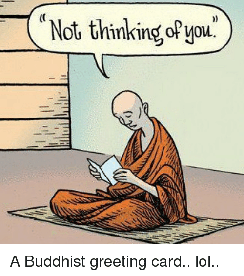 Funny Buddhist Memes Of 2017 On SIZZLE