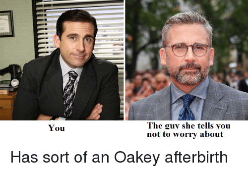 Oakey: not to worry about