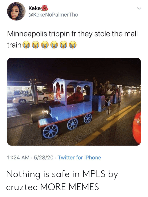 Dank, Memes, and Target: Nothing is safe in MPLS by cruztec MORE MEMES