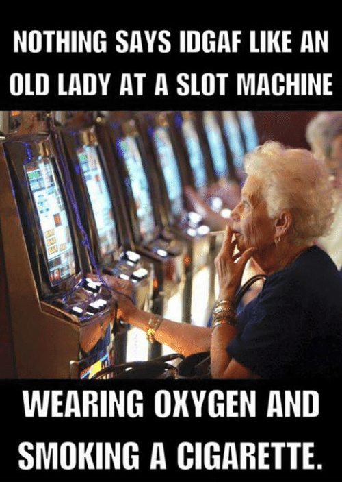 Slot Machine Meme