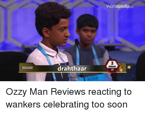 Funny Celebrated Memes of 2017 on SIZZLE Oldest : noun drahthaar wanapediabee remain 25 ozzy man reviews reacting to 3669913 from onsizzle.com size 500 x 391 png 76kB