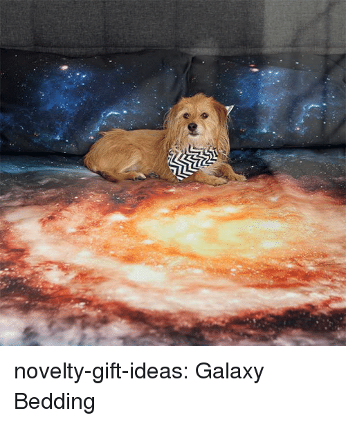 bedding: novelty-gift-ideas:  Galaxy Bedding