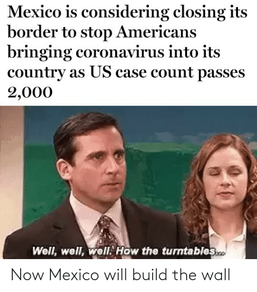 build-the-wall: Now Mexico will build the wall