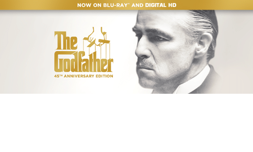 Memes, 🤖, and Godfather: NOW ON BLU-RAY AND DIGITAL HD  Godfather  45TH ANNIVERSARY EDITION