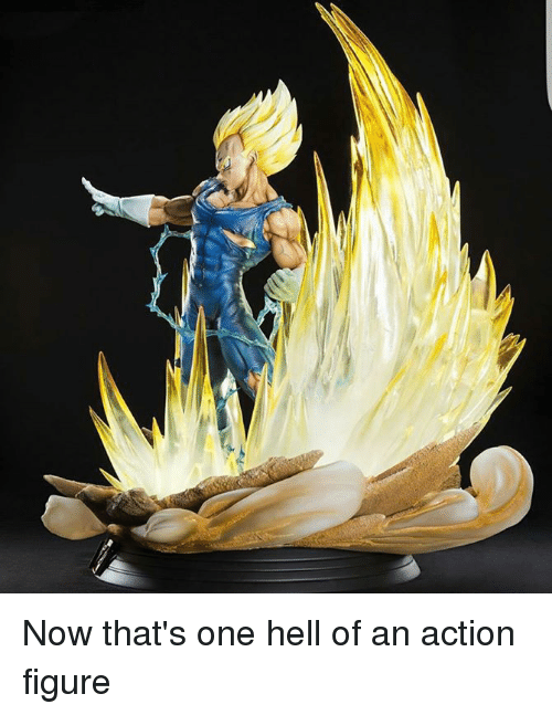 Action Figures: Now that's one hell of an action figure