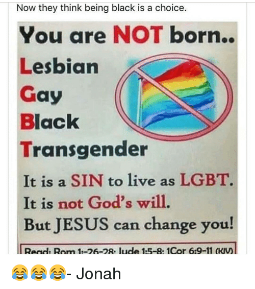 Is being a transgender a sin-6748