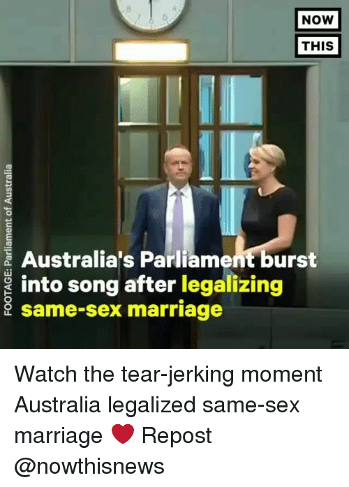 Same sex marriage songs