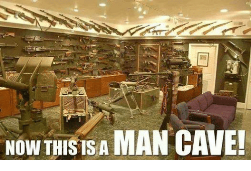 Funny Man Cave Meme : Now this is a man cave military meme on sizzle