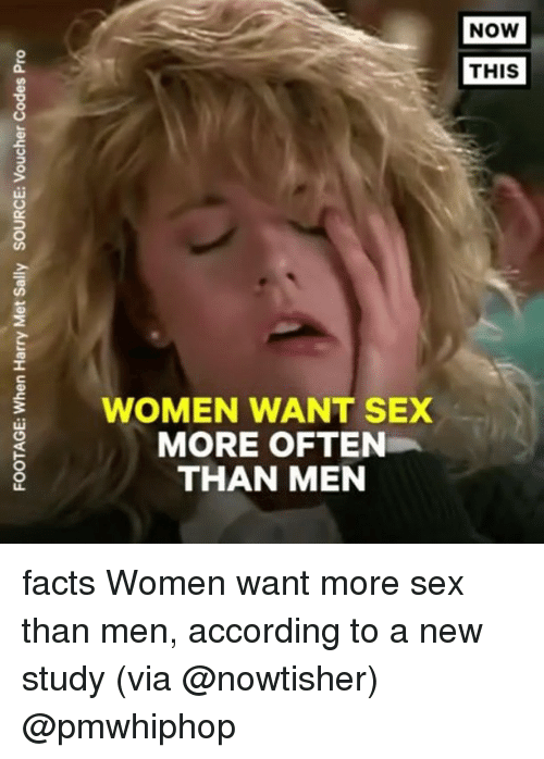 how often do men need sex