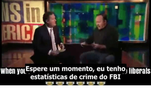 Crime, Fbi, and Memes: NSin  ERICr  when youEspere um momento, eu tenho, liberals  estatisticas de crime do FBI