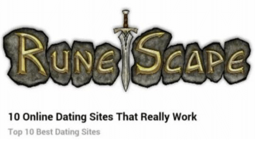 What dating sites actually work