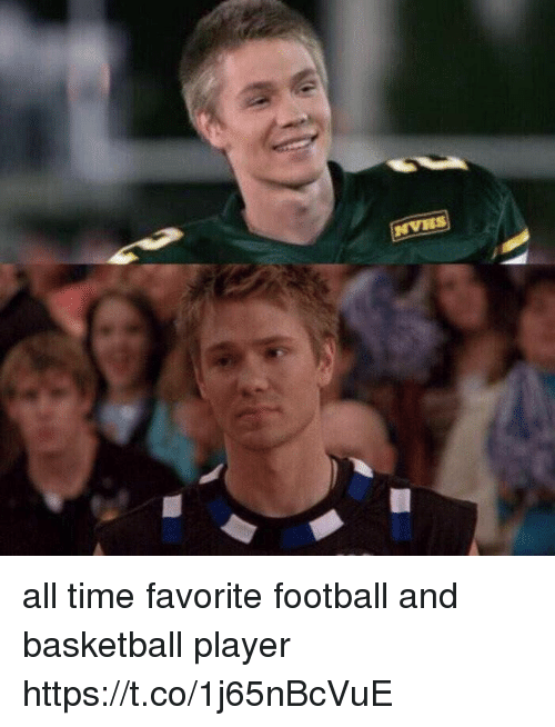 Basketball, Football, and Time: NVHS all time favorite football and basketball player https://t.co/1j65nBcVuE