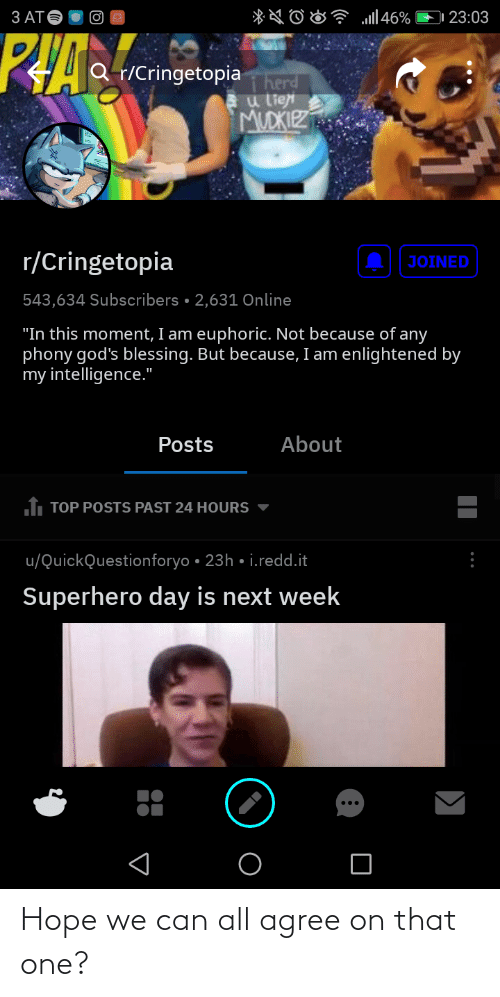 """Herd U: ** O 87 ll 46%  3 ATO  