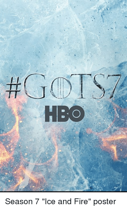"""Memes, 🤖, and Ice and Fire: OAH  ZSLOD# Season 7 """"Ice and Fire"""" poster"""