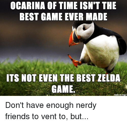 Why is The Legend of Zelda: Ocarina of Time considered the ...