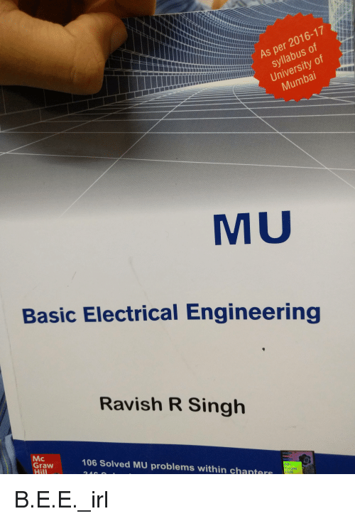 Electrical Engineering college basic subjects