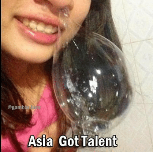 Indonesian (Language), Got, and Asia: oga  Asia Got Talent