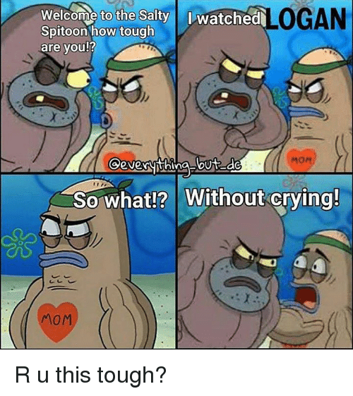 salty spitoon how tough - photo #8