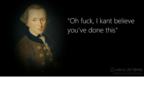 "Classical Art: ""Oh fuck, I kant believe  you've done this""  CLASSICAL ART MEMES  facebook.com/classicalartimemes"