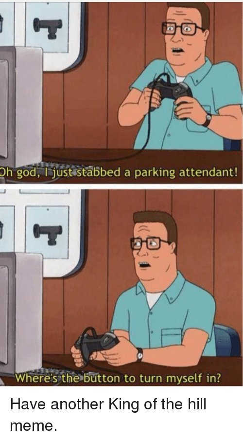 king of the hill pro pain game