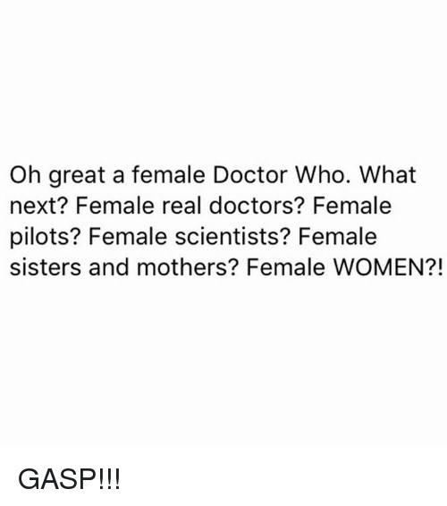 real female doctor