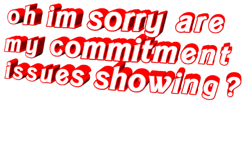 oh-im-sorry: oh im sorry are  mg commitment  3sues showing ?