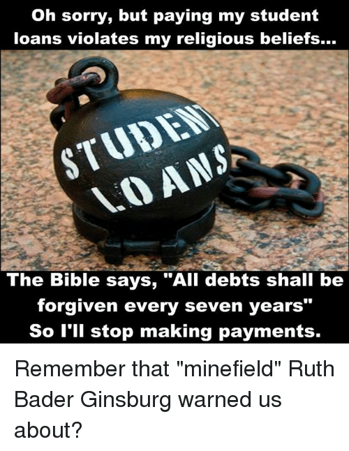 should debts be forgiven That is why those who once pushed for africa's debt to be forgiven should now push for its capacity to manage future debts to be improved rock concerts will never be themed around helping africa train its civil servants in borrowing strategies, debt accounting, loan auditing, cash-flow forecasting, or data reporting.