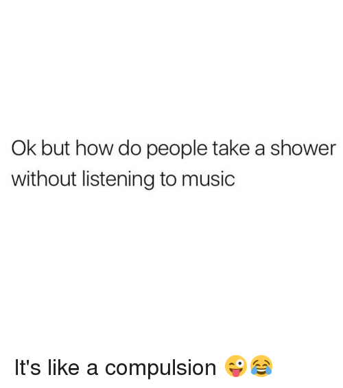 Shower, Dekh Bhai, and International: Ok but how do people take a shower  without listening to music It's like a compulsion 😜😂