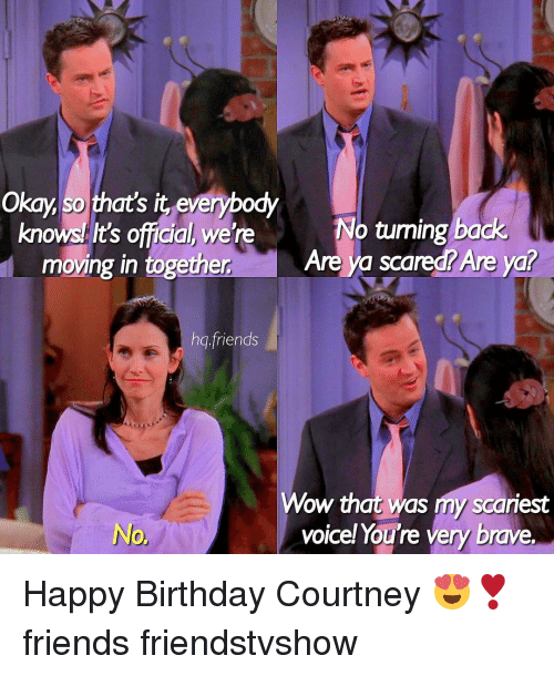 25+ Best Memes About Happy Birthday Courtney