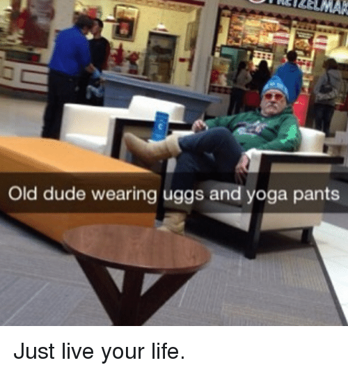Funny Yoga Pants Memes Of 2016 On SIZZLE