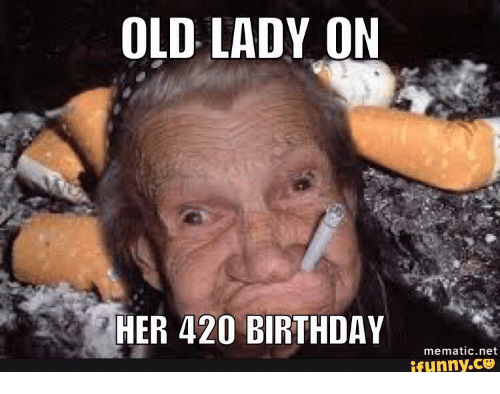 You Funny Lady Meme : Best memes about birthday